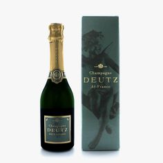 Demi champagne Deutz brut - Deutz - Marques - Accueil