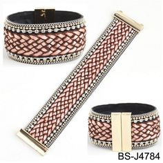 1pcs Fashion Jewelry Alloy Infinity Charm Magnet Clasp Wide Bracelets Bangles | eBay
