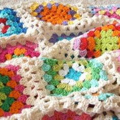 Beginners Crochet Granny Squares Lessons in London