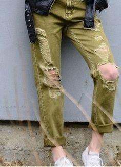 Kup mój przedmiot na #vintedpl http://www.vinted.pl/damska-odziez/dzinsy/14334184-spodnie-boyfriends-36s