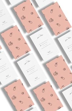Illustrator Business Card Happy Sunday all ✨ These premade business cards can be found in my Etsy shop, … Corporate Design, Business Design, Business Ideas, Web Design, Brand Design, Logo Design, Design Cars, Letterhead Design, Name Card Design