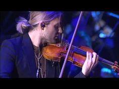 Violinist David Garrett, 'Winter' by Antonio Vivaldi - amazing makes me want to pick up a stringed instrument again