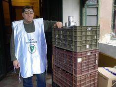 Az Ordo Hungariae a mai napon Táska Község Alapítványának Élelmiszer konzerveket, Bébiételeket és Mese DVD –ket adományozott, hogy a rászoruló családok részére osszák ki.