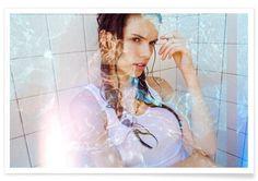 Water runs cold by Aysha Banos.