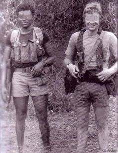 Military Gear, Military History, Military Archives, Military Special Forces, Defence Force, Strange History, African History, Lions, Art Reference