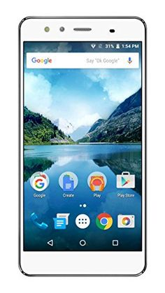 FIGO Atrium 5.5 - Dual Micro SIM Unlocked 16GB Smartphone - US & International GSM 4G LTE (White) Мои блог