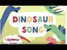 The best dinosaur songs for preschool, pre-k, and kindergarten kids. Your kids will love these fun and engaging dinosaur songs! Dinosaur Songs For Preschool, Dinosaur Activities, Preschool Themes, Preschool Learning, Dinosaur Projects, Montessori Math, Preschool Music, Montessori Elementary, Dinosaur Crafts