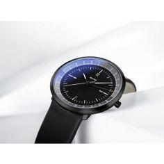 Mondo schwarz quarz - Botta Design