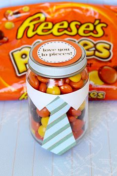 DIY Father's Day Treats - creatively christy