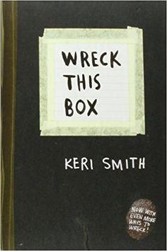 Wreck This Box Boxed Set: Keri Smith: 9780399163739: Amazon.com: Books