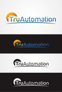 New logo for home automation company Tru Automation by danoeng