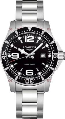 Longines HydroConquest Quartz Men s Watch 888dcde5ec