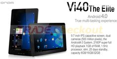 Android 4.0 Computer Tablet PC 16GB