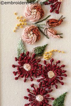 brazilian embroidery - Buscar con Google
