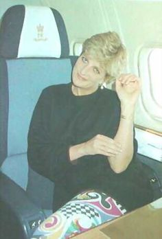 1986 Princess Diana ... check out her tights