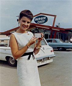 60 Best Burger Chef Images Vintage Restaurant Childhood