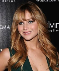 Jennifer Lawrence named 'Sexiest Eyes' by Victoria's Secret