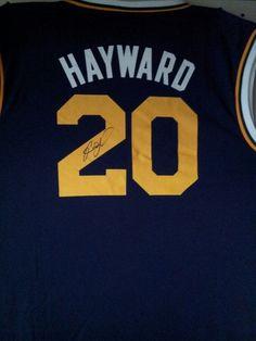 Gordan Hayward - Utah Jazz