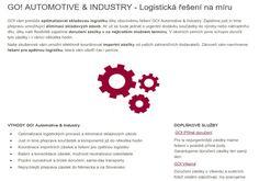 Mezinárodní přeprava zásilek | GO! Express & Logistics