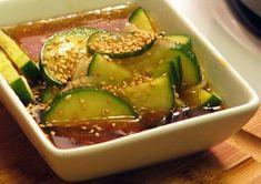 Sesame Cucumber Salad