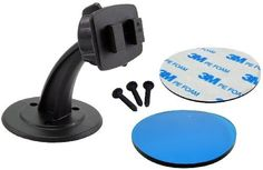 ARKON GN016-SBH - GPS Dash and Desktop Mount by Arkon. $10.11. The Arkon GN016-SBH Dash and Desk top mount is a low profile swivel mount is directly compatible with Garmin Nuvi and other GPS devices using the 2 T quick release connection. The mount can be applied to a vehicles dashboard or console with 3M adhesive or optional screws.  A special Sticky gel is included that allows you to also use the mount on a desktop or flat surface without using adhesive.  The ARKON GN01...