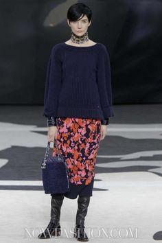 Chanel Ready To Wear Fall Winter 2013 Paris