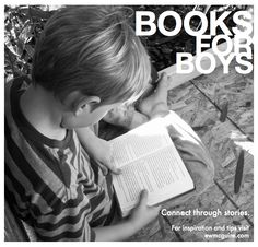 great list of books for elementary aged boys