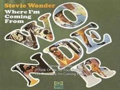 Stevie Wonder - Think Of Me As Your Soldier