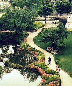 Garden, Roppongi Hills