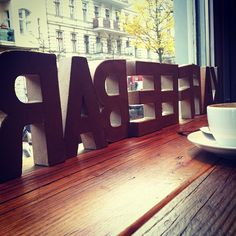 KaffeeBar in Berlin