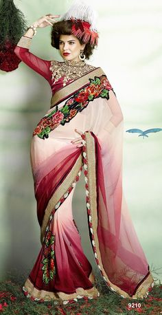 Purchase This Now Saree http://gunjfashion.com/
