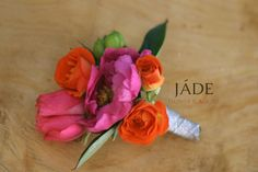 Vőlegénykitűző Jade, Tableware, Flowers, Dinnerware, Tablewares, Dishes, Royal Icing Flowers, Place Settings, Flower