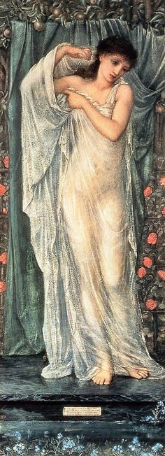 The Seasons, Summer - Edward Burne-Jones