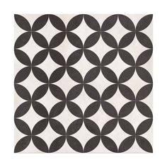 Create visually interesting designs and feature floors with these Circle tiles from our Feature range.  Whether you're using them sparingly or across your whole floor, these beautiful tiles have been designed to embody the repurposed look - giving a comfortable and worn-in appearance that'll make it look like they've been there for years. #Tiles #Bathroom #Interiors
