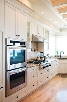 Kitchenaid Double Ovens Cozy Kitchens Group Obx Nc Photography By Elizabeth Kiourtzidis