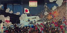 Battle of Ganghwa, Japanese vs Koreans, 1875.jpg