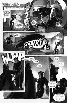 Batman - Black and White  #6 _ Adam hughes