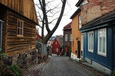 Oslo, Norway.  (All Rights Reserved).