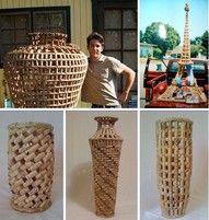 amazing cork sculptures!