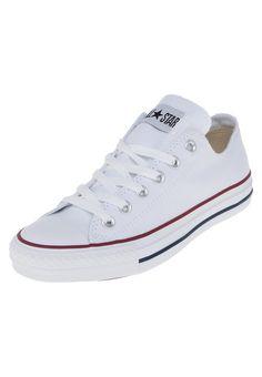 Converse - CHUCK TAYLOR ALL STAR CORE OX CANVAS - Sneaker - white Canvas