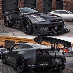 That GTR looks mean