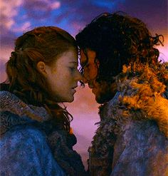 game of thrones jon snow ygritte