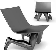 human furniture dzmitry samal