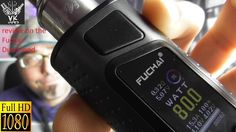 Fuchai Duo3 mod reviewed by Vk vape's (Ελληνικά - Greek)