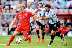 0:1 bei 1860 München – DSC bleibt auch im zweiten Spiel ohne Tor +++ Arminia tut sich noch schwer