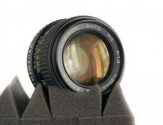 Obiectiv Cosina Cosinon MC 50mm 1.4 montura Pentax K adaptabil Sony, Fuji, Canon foto mare
