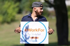 I partnered up with Indeed.com to share my #iWorkFor story. Read about it by clicking the photo!