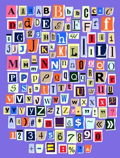 Carta Collage, Letter Collage, Photo Wall Collage, Picture Wall, Aesthetic Iphone Wallpaper, Aesthetic Wallpapers, Newspaper Letters, Posca Art, Magazine Collage