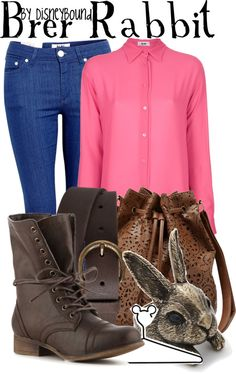 """Brer Rabbit"" by lalakay on Polyvore"