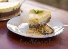 Dvojčokoládová tvarohová torta Cheesecakes, Desserts, Food, Ale, Milan, Youtube, Tailgate Desserts, Deserts, Essen